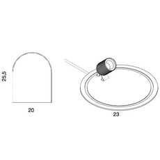 Glow in a dome susanne nielsen ebbandflow la101687 di101688 luminaire lighting design signed 21351 thumb