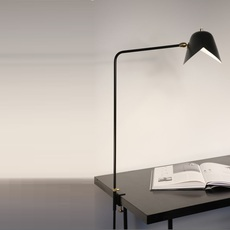 Agrafee simple serge mouille editionssergemouille ags noir luminaire lighting design signed 20835 thumb