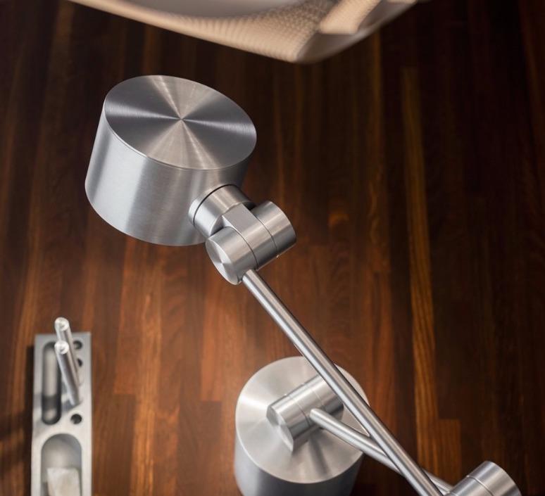 Boom   lampe de bureau desk lamp  tom dixon bmtl01alueu  design signed 38340 product