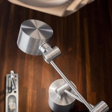 Boom   lampe de bureau desk lamp  tom dixon bmtl01alueu  design signed 38340 thumb