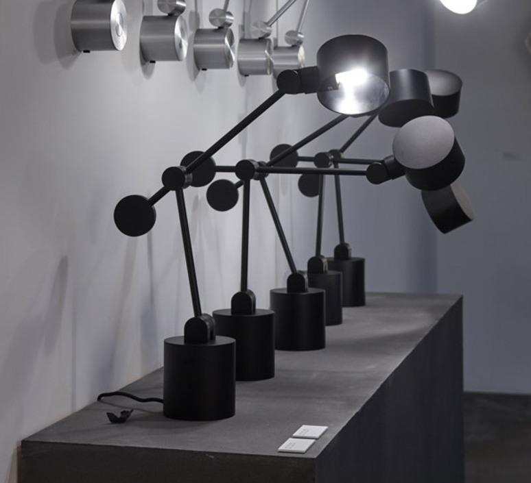 Boom   lampe de bureau desk lamp  tom dixon bmtl01blkeu  design signed 38343 product
