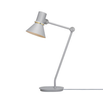 Lampe de bureau desk lamp type 80 gris clair mat l32cm h48cm anglepoise normal