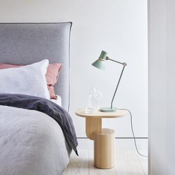 Lampe de bureau desk lamp type 80 vert pistache l32cm h48cm anglepoise normal