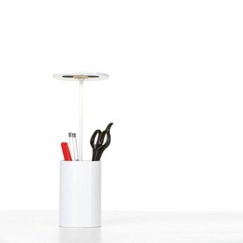 Lampe de bureau e t blanc h26 7cm formagenda normal