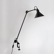 Lampe gras n 201 bernard albin gras lampe de bureau desk lamp  dcw 201 bl bl conic  design signed nedgis 115638 thumb