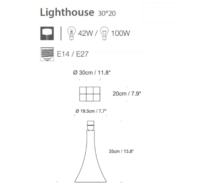 Lighthouse russell cameron innermost sl02911000 bt0221 01 luminaire lighting design signed 14698 product