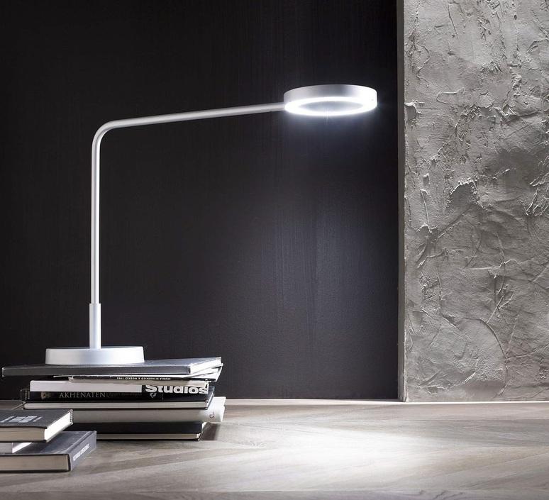 Meta franco zavarise zava meta lampe grey 9006 luminaire lighting design signed 17527 product