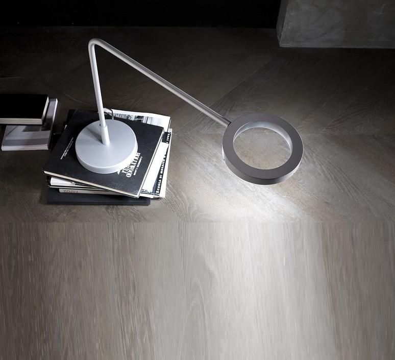 Meta franco zavarise zava meta lampe grey 9006 luminaire lighting design signed 17528 product