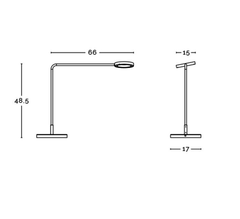 Meta franco zavarise zava meta lampe grey 9006 luminaire lighting design signed 17529 product