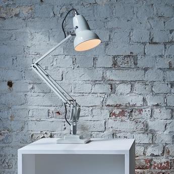 Lampe de bureau original 1227 blanc h60cm anglepoise normal