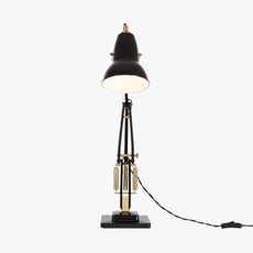 Original 1227 brass george carwardine anglepoise 31310 luminaire lighting design signed 26577 thumb