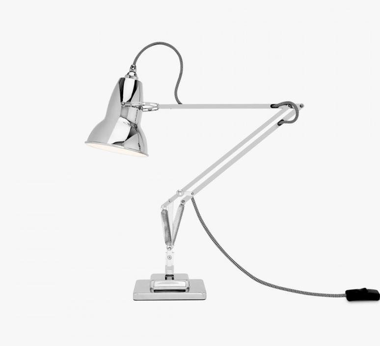 BureauOriginal Lampe Lampe Anglepoise De BureauOriginal De 1227ChromeH60cm 1KcJlF