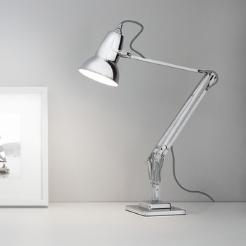 Lampe de bureau original 1227 chrome h60cm anglepoise normal