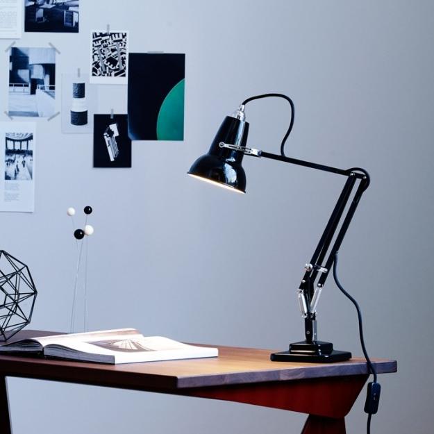Desk lamp Original 1227 Mini black H48cm ANGLEPOISE Nedgis