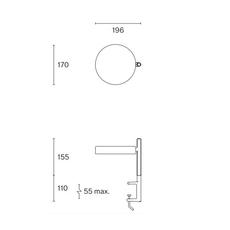 Pastille c1 industrial facility lampe de bureau desk lamp  wastberg 182c16003  design signed nedgis 123330 thumb