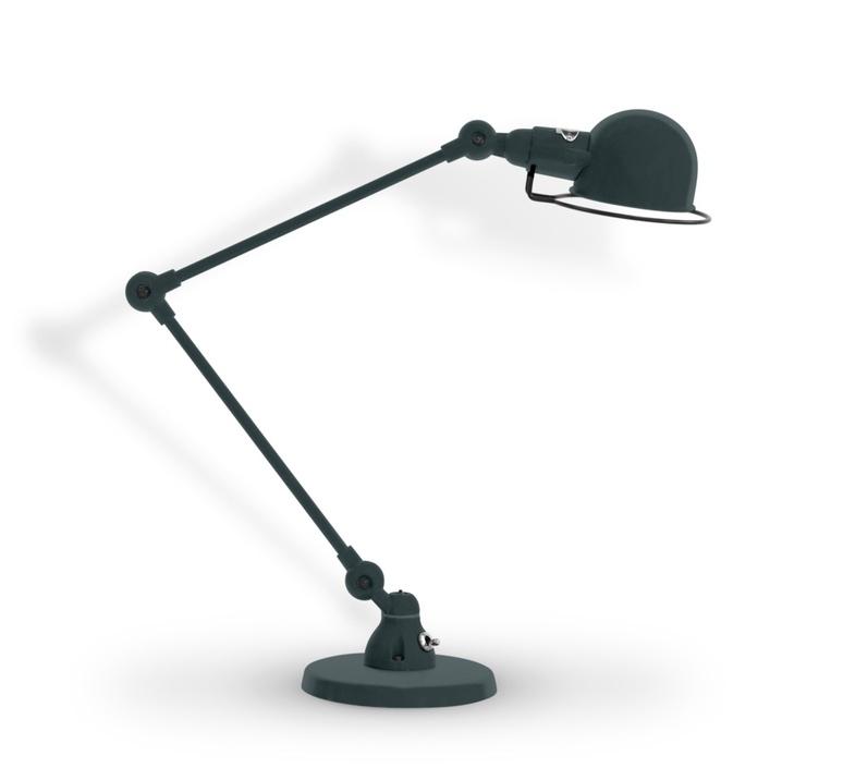 Signal 2 bras jean louis domecq lampe de bureau desk lamp  jielde si333grgs  design signed nedgis 108178 product