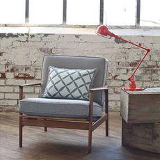 Signal 2 bras jean louis domecq lampe de bureau desk lamp  jielde si333 ral3020  design signed 35770 thumb