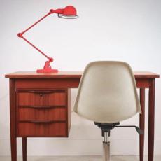 Signal 2 bras jean louis domecq lampe de bureau desk lamp  jielde si333 ral3020  design signed 35772 thumb