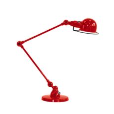 Signal 2 bras jean louis domecq lampe de bureau desk lamp  jielde si333 ral3020  design signed 35775 thumb