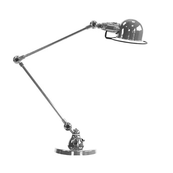 Lampe de bureau signal 2 bras si333 chrome o16cm h60cm jielde copy of 3700921304610 normal