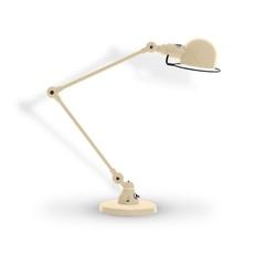 Signal 2 bras jean louis domecq lampe de bureau desk lamp  jielde si333 ral9011  design signed 99030 thumb