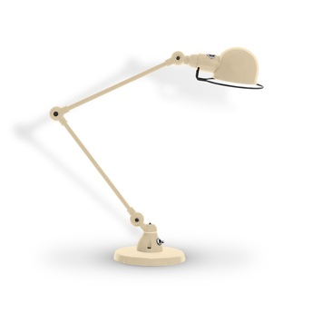 Lampe de bureau signal 2 bras si333 ivoire mat o16cm h60cm jielde f299c78f 1a0a 47ce a816 c0e77f3259c1 normal