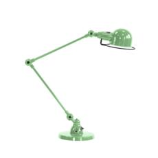 Signal 2 bras jean louis domecq lampe de bureau desk lamp  jielde si333 ral6019  design signed 35948 thumb