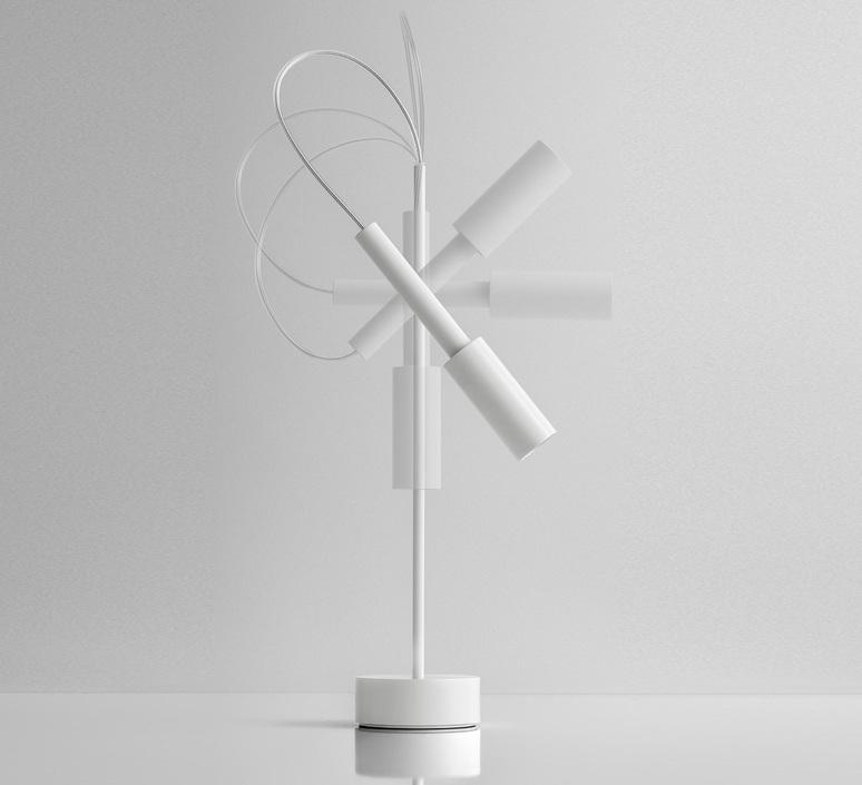 Tubino plus matteo thun lampe de bureau desk lamp  panzeri c07305 001 0509  design signed nedgis 102422 product