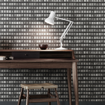 Lampe de bureau type 75 blanc h57cm anglepoise normal
