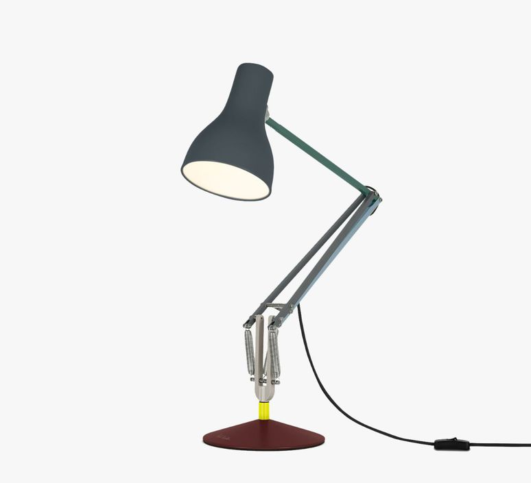 Type 75 paul smith edition four sir kenneth grange lampe de bureau desk lamp  anglepoise 32871  design signed nedgis 78304 product