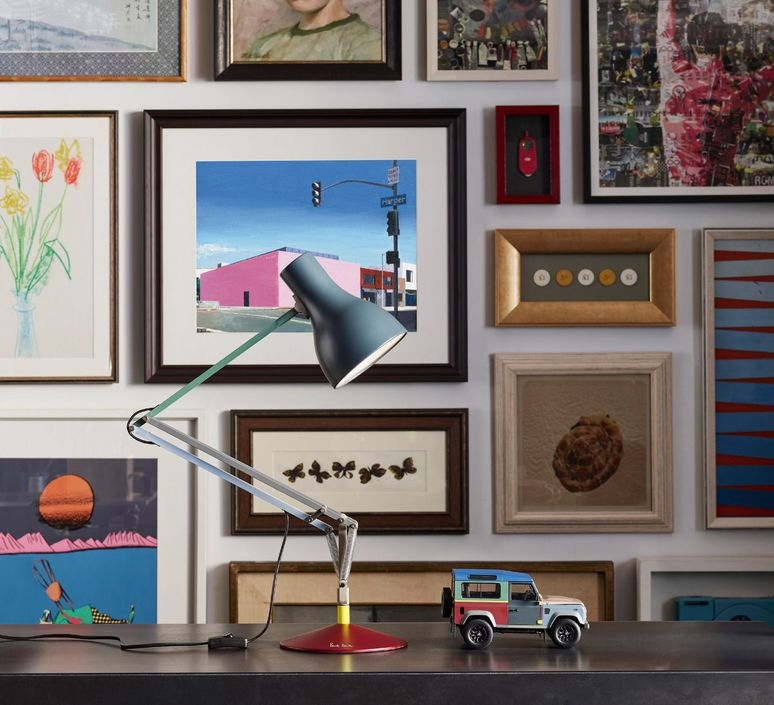 Type 75 paul smith edition four sir kenneth grange lampe de bureau desk lamp  anglepoise 32871  design signed nedgis 78306 product