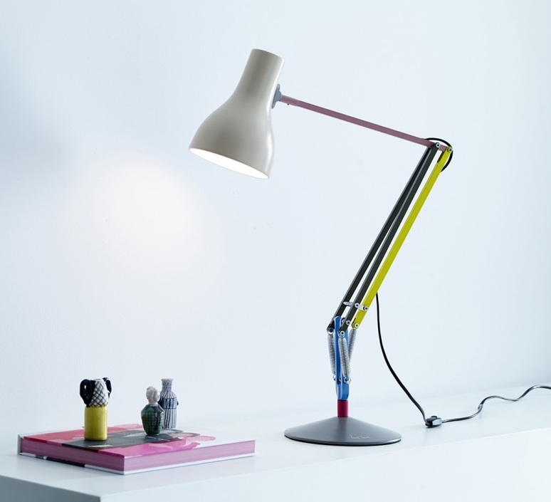 Type 75 paul smith edition one sir kenneth grange anglepoise 31378 luminaire lighting design signed 25947 product