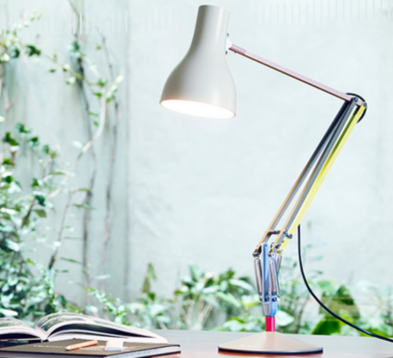 Type 75 paul smith edition one sir kenneth grange anglepoise 31378 luminaire lighting design signed 25948 product