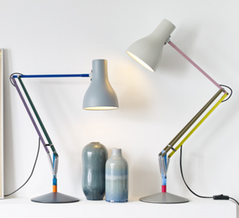 Type 75 paul smith edition one sir kenneth grange anglepoise 31378 luminaire lighting design signed 25949 product