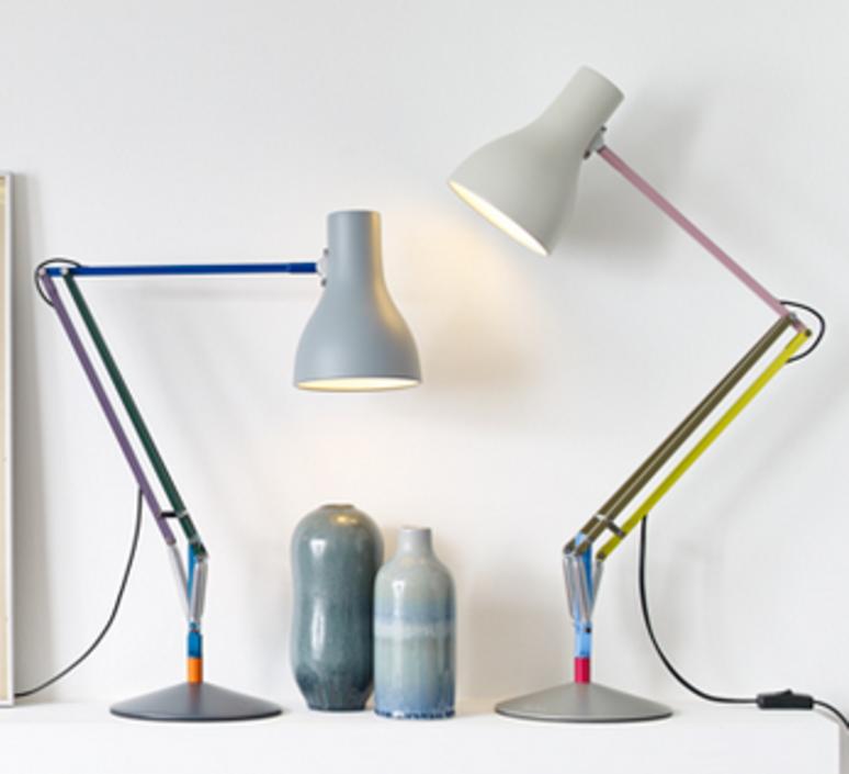 lampe de bureau type 75 paul smith edition one. Black Bedroom Furniture Sets. Home Design Ideas