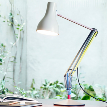 Lampe de bureau type 75 paul smith edition one multicolore h57cm anglepoise normal
