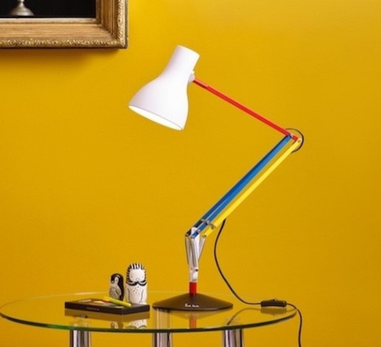Type 75 paul smith edition three sir kenneth grange anglepoise 32140 luminaire lighting design signed 25968 product