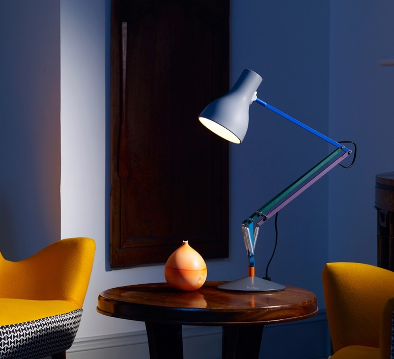 Type 75 paul smith edition two sir kenneth grange anglepoise 31565 luminaire lighting design signed 25958 product
