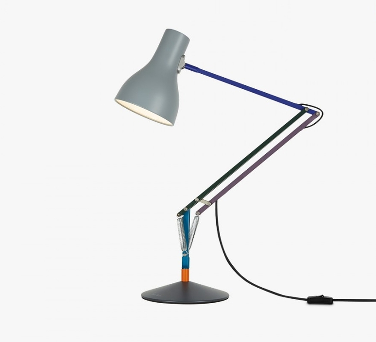 Type 75 paul smith edition two sir kenneth grange anglepoise 31565 luminaire lighting design signed 25960 product