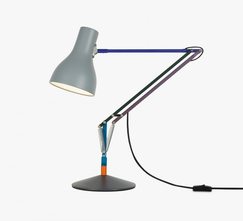 Type 75 paul smith edition two sir kenneth grange anglepoise 31565 luminaire lighting design signed 25961 product