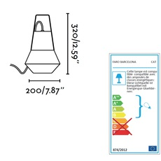 Cat nathrang design faro 71562 luminaire lighting design signed 22756 thumb