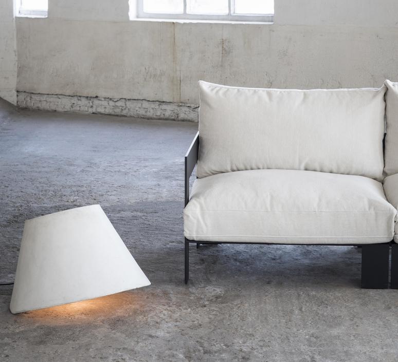 Eaunophe l patrick paris lampadaire d exterieur outdoor floor light  serax b7218429  design signed 59813 product