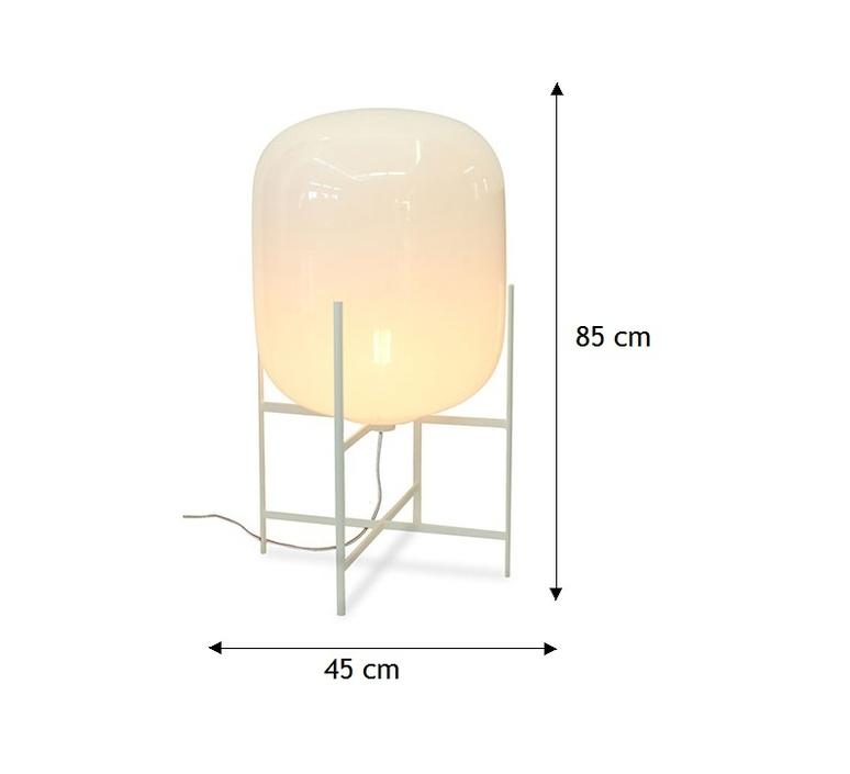 Oda medium sebastian herkner pulpo 3030 ww luminaire lighting design signed 25562 product