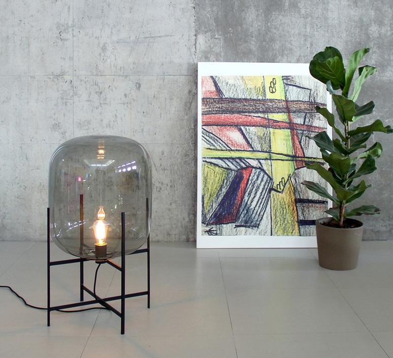 Oda medium sebastian herkner pulpo 3030 gs luminaire lighting design signed 25563 product