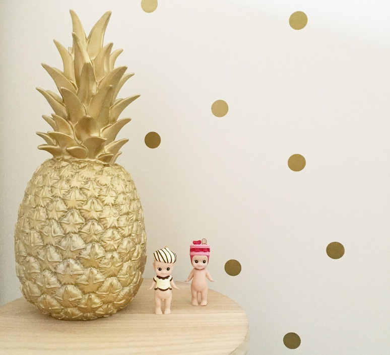 Ananas pina colada eva newton goodnight light pina colada or luminaire lighting design signed 21557 product