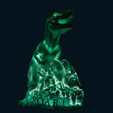 Dino roar marke newton goodnight light dino roar green mint luminaire lighting design signed 25715 thumb