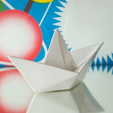 Bateau lorena canals goodnight light paperboat blanc luminaire lighting design signed 21619 thumb