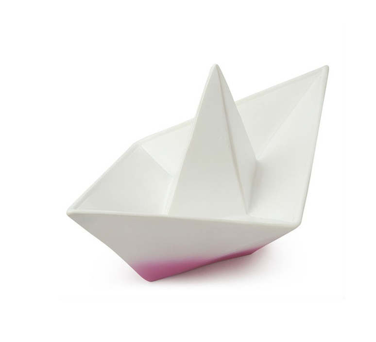 Bateau lorena canals goodnight light paperboat rose luminaire lighting design signed 21611 product