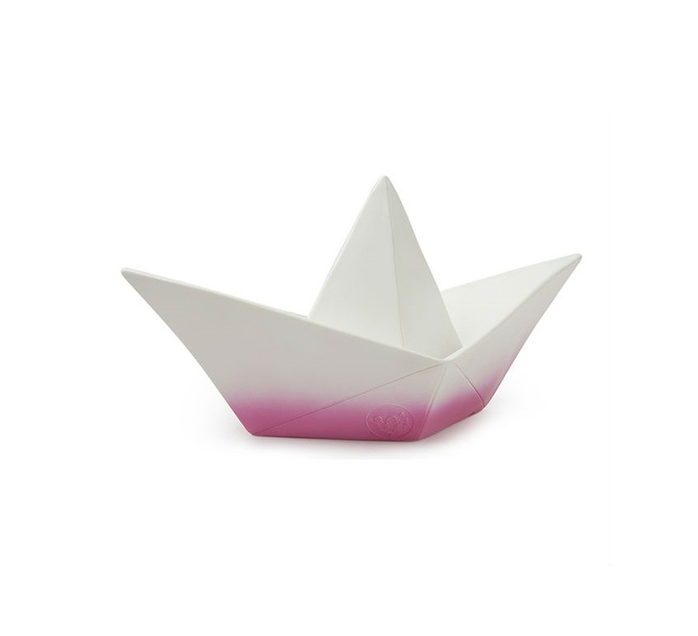 Bateau lorena canals goodnight light paperboat rose luminaire lighting design signed 21612 product