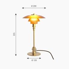 Ph 2 1 lampe de table  lampe a poser table lamp  louis poulsen 5744166153  design signed 96456 thumb